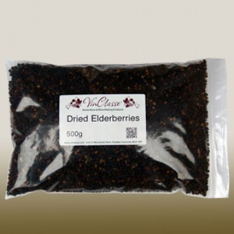 Dried Elderberries